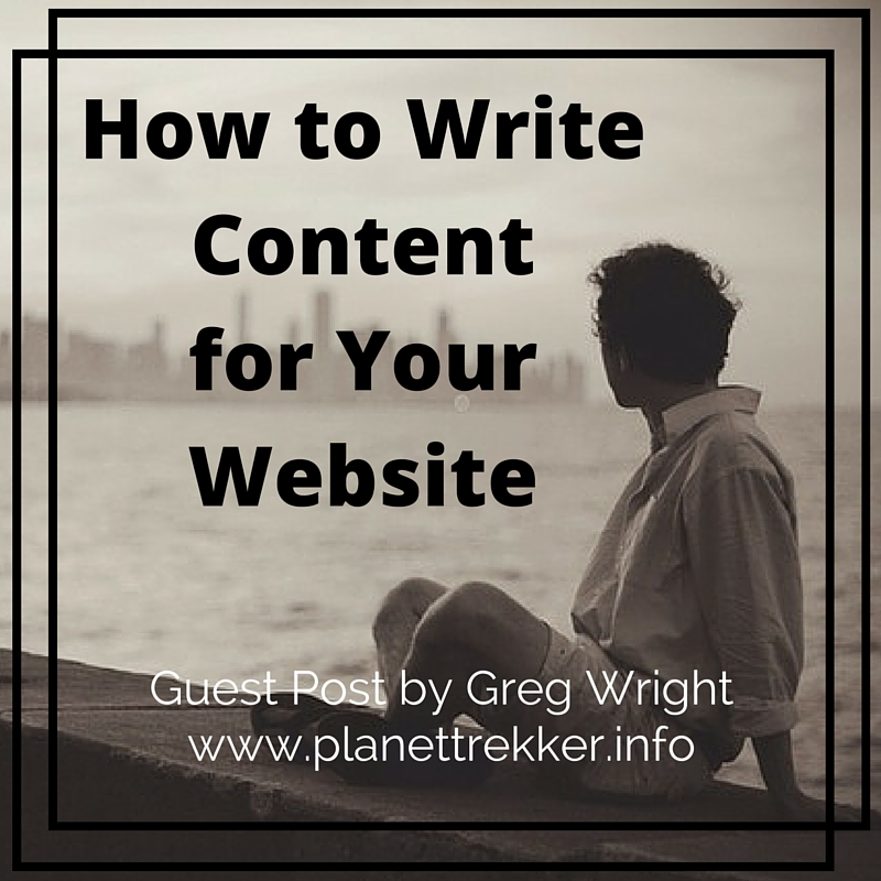 How to Write Content for a Website (1)
