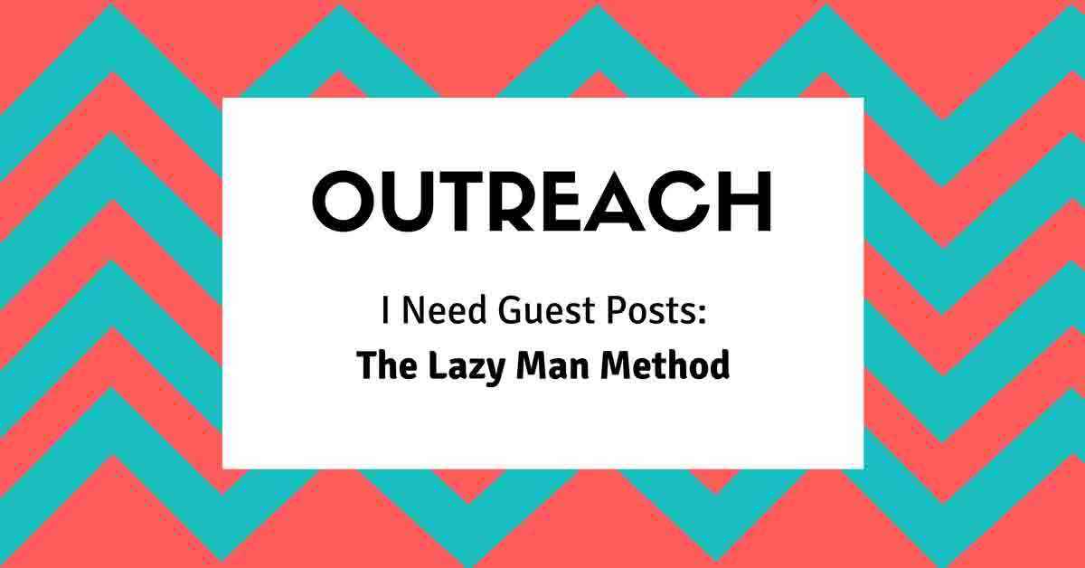 I Need Guest Posts